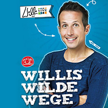 Willi Weitzel: Willis wilde Wege in FÜRTH * Stadthalle Fürth,