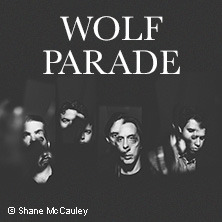 Wolf Parade in HAMBURG * Gruenspan