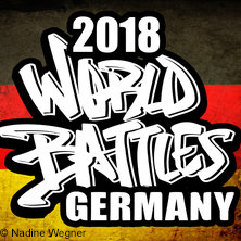 World Battles Germany 2018 in HANNOVER * RP5 Stage,