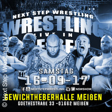 Boxen & Wrestling: Wrestling Live In Meißen Karten