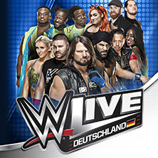 WWE Live 2018 in MÜNCHEN * Olympiahalle München,