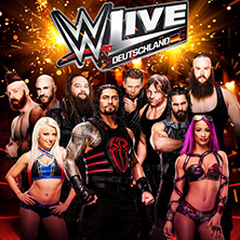 Wwe - Live 2017 Tickets