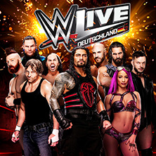 wwe tickets 2017 karten jetzt zu top preisen bestellen eventim. Black Bedroom Furniture Sets. Home Design Ideas
