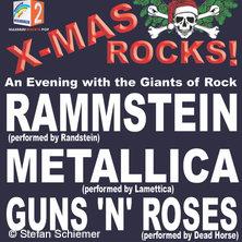 X-Mas Rocks Mannheim in MANNHEIM * 7er Club,