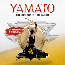 Yamato - The Drummers of Japan in MANNHEIM * Rosengarten Mozartsaal