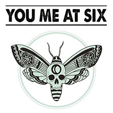 You Me At Six in Saarbrücken, 19.10.2017 - Tickets -
