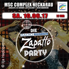 Die Zapatto Party in Mannheim