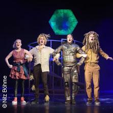Der Zauberer von Oz - Theater Magdeburg in MAGDEBURG * Bühne im Opernhaus,