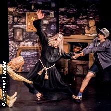 Der Zauberlehrling - Theater Magdeburg in MAGDEBURG * Podiumbühne im Opernhaus