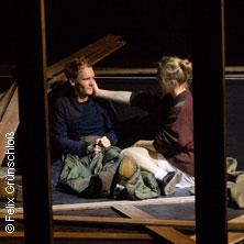 Zwei im Dunkeln - Badisches Staatstheater Karlsruhe in KARLSRUHE * Insel-Theater,