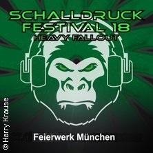 18. Schalldruck-Festival in MÜNCHEN * Feierwerk / Kranhalle