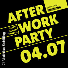 19. After Work Party Jena in JENA * Paradies Cafe,