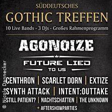 3. Süddeutsche Gothic Treffen Karlsruhe in KARLSRUHE * Nachtwerk Karlsruhe,