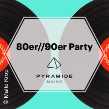 Bild für Event 80er // 90er Party mit DJ Van Heck