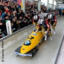 BMW IBSF Weltcup Bob & Skeleton 2018