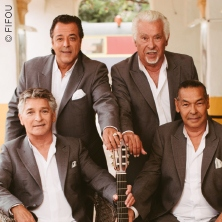 The original Gypsies - Reunion of the four former members - of the legendary GIPSY KINGS in DÜSSELDORF * Mitsubishi Electric HALLE
