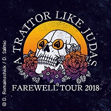A Traitor Like Judas - Farewell Tour 2018 in WEINHEIM * Cafe Central Weinheim