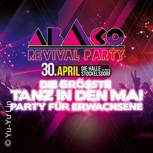 ABACO Revival meets Tanz in den Mai - Die größe Tanz in den Mai Pary