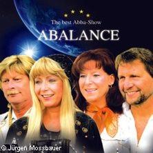 ABBA-Show mit Abalance in STASSFURT * Salzlandtheater,