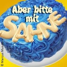 Aber bitte mit Sahne - Das Musical in Berlin in BERLIN * Filmbühne am Steinplatz,