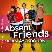 Absent Friends By Alan Ayckbourn - English Theatre Group