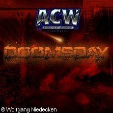 AC Wrestling Doomsday in WEINHEIM * AC Sportpark Weinheim,