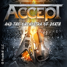 Accept & The Orchestra of Death: Symphonic Terror Tour 2019