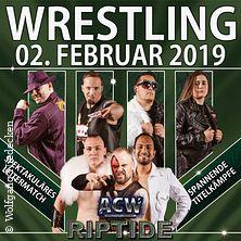 """ACW Wrestling - """"Riptide"""""""