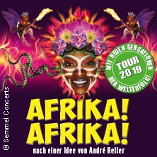 AFRIKA! AFRIKA! in Karlsruhe, 14.04.2019 - Tickets -