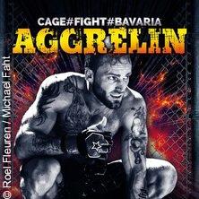 Aggrelin 24: Cage#Fight München in MÜNCHEN * Backstage Werk,