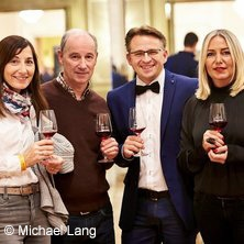 Ahrwein-Messe und Deutsche Top Winzer - Weinverkostung in BAD NEUENAHR * Festsaal im Kurpark,