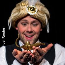 Aladdin & Die Wunderlampe - Galli Theater Mainz in MAINZ * Galli Theater Mainz,