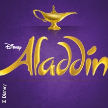 Disneys ALADDIN in Stuttgart