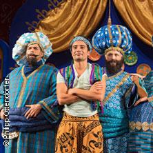 Aladin und die Wunderlampe - Theater Bielefeld