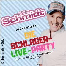 Aleks Schmidt - Die Schlager-Live-Party in LÖHNE * KURKÖNIG -GASTSTÄTTE & TANZLOKAL,