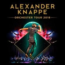 Alexander Knappe - Musik an. Welt aus. Orchestertour