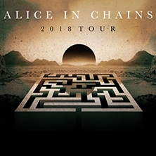 Alice In Chains Tour 2018 - Termine und Tickets, Karten -