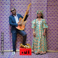 Amadou & Mariam in LUDWIGSHAFEN * BASF - Feierabendhaus,