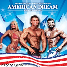 American Dream 2018 - Bodybuilding