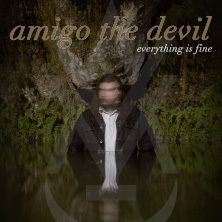 Amigo The Devil - Everything Is Fine Tour 2018 in MÜNCHEN * zehner,