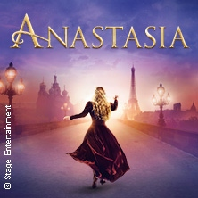 ANASTASIA - Das Broadway Musical in STUTTGART * Stage Palladium Theater Stuttgart