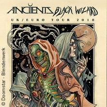 Anciients & Black Wizard in KÖLN * Jungle,