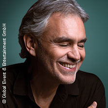 Andrea Bocelli - World Tour in Zürich, 24.09.2021 - Tickets -