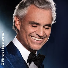Andrea Bocelli - World Tour in STUTTGART * Hanns-Martin-Schleyer-Halle,