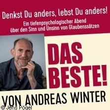 Andreas Winter in MURNAU AM STAFFELSEE * Kultur- und Tagungszentrum,