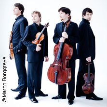 Apollon Musagete Quartett in ASCHAFFENBURG * Stadttheater Aschaffenburg,