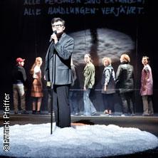 Auerhaus - Württembergische Landesbühne Esslingen in ESSLINGEN * Schauspielhaus,