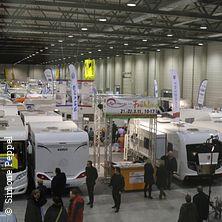 Auto Camping Caravan in SCHÖNEFELD * Berlin ExpoCenter Airport,