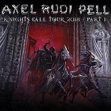 Axel Rudi Pell - Knights Call Tour 2018 - Part I
