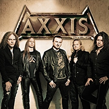 Axxis: Monster Hero Tour 2018 in AUGSBURG / SPECTRUM * SPECTRUM CLUB,